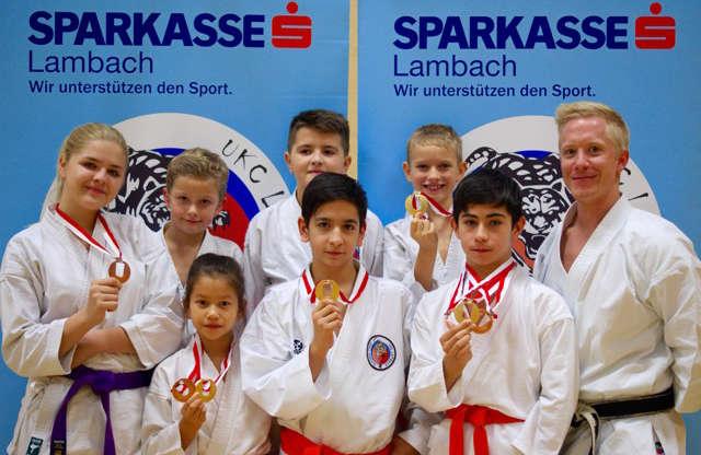 Union Landesmeisterschaften 2017