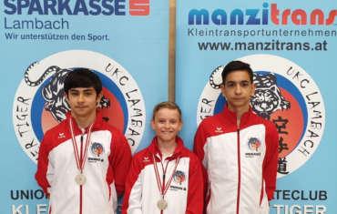 Österreichische Nachwuchsmeisterschaft 2019