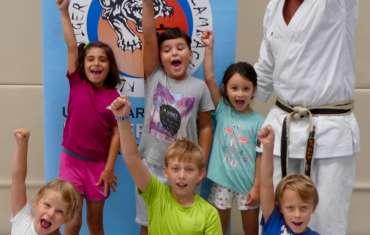 Karate Ferienspaß 2018